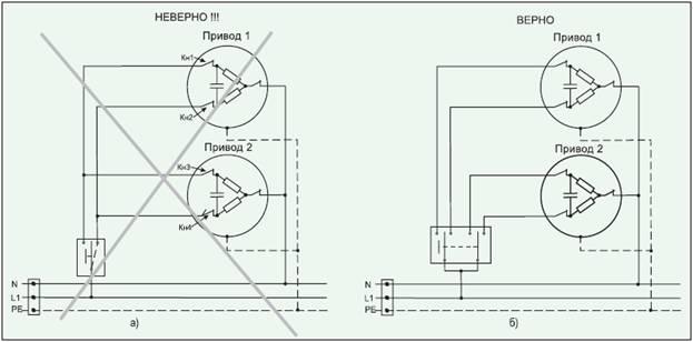 Роллеты схема монтажа